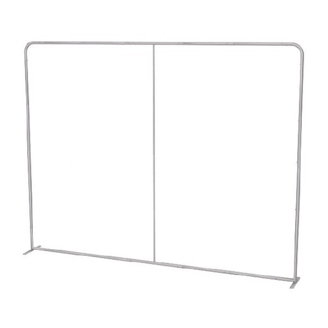 Straight Tension Fabric Display frame